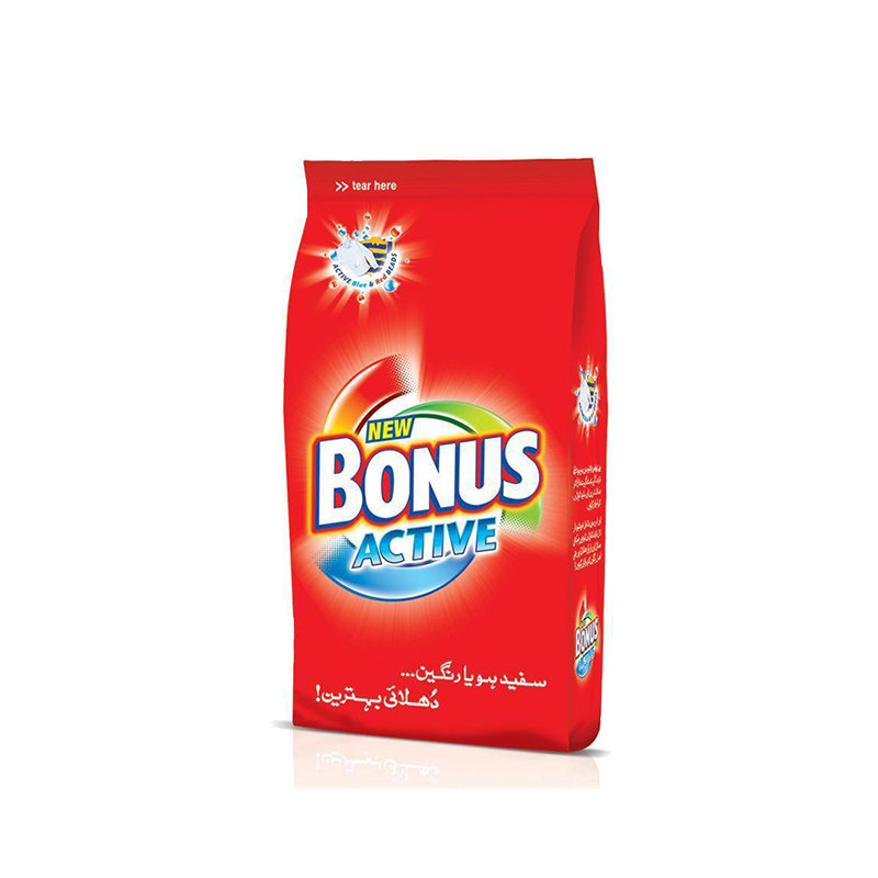 Bonus Active Washing Powder 400gm