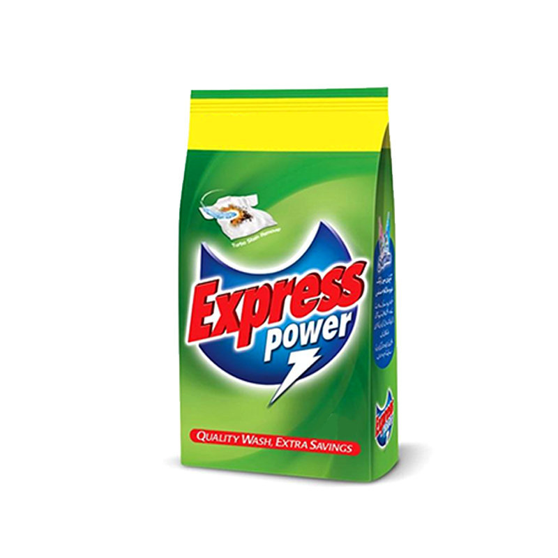Express Power Washing Powder Poly Bag 1.5kg