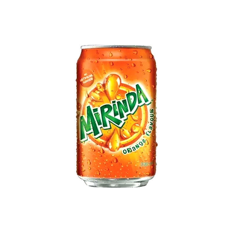 Pepsi Mirinda Soft Drink Can 330ml PK