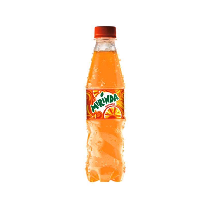 Pepsi Mirinda Soft Drink Pet Bottle 345ml
