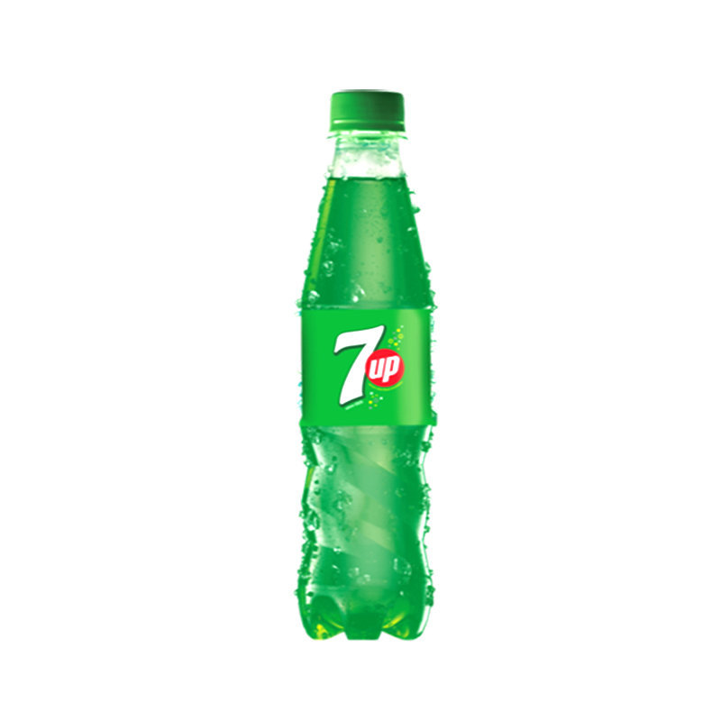Pepsi 7up Soft Drink Pet Bottle 300ml