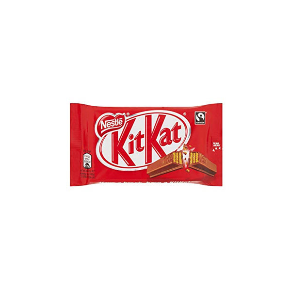 Nestle Kit Kat 2 Finger Chocolate 20.7gm UK