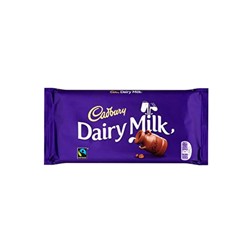 Cadbury Dairy Milk Chocolate 200gm UK