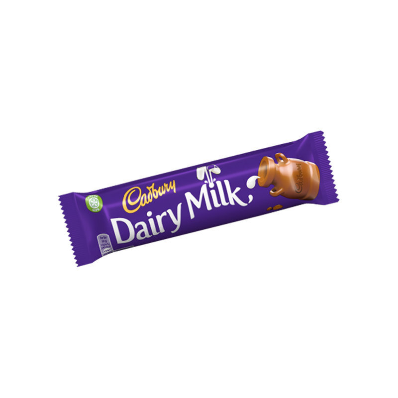 Cadbury Dairy Milk Plain Chocolate 49gm UK