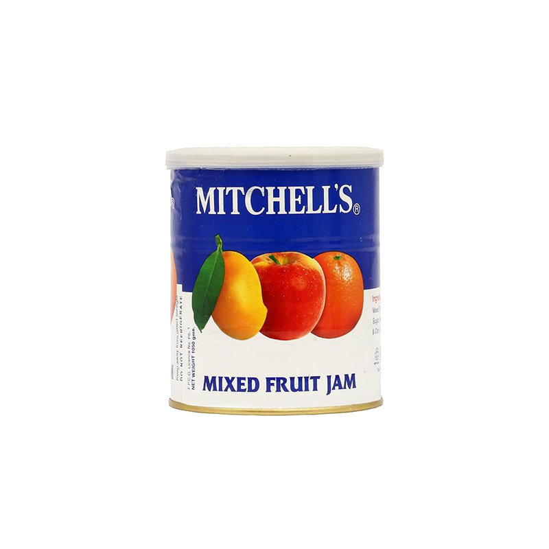 Mitchells Mix Fruit Jam Tin 1050gm