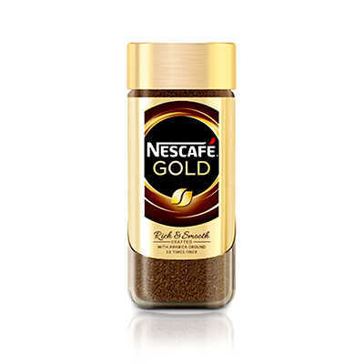 Nescafe Gold Coffee 100gm Imp