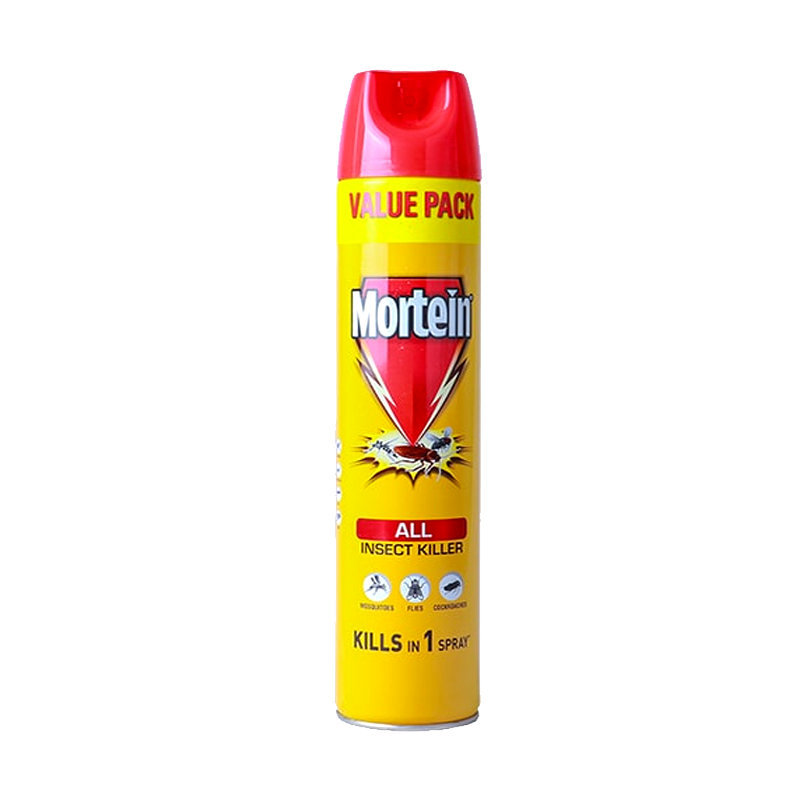 Mortein Ultra fast All Insect Killer Spray 600ml