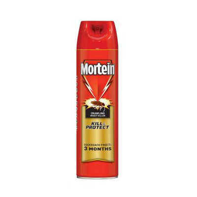 Mortein Ultra Fast Crawling Insect Killer Spray 400ml