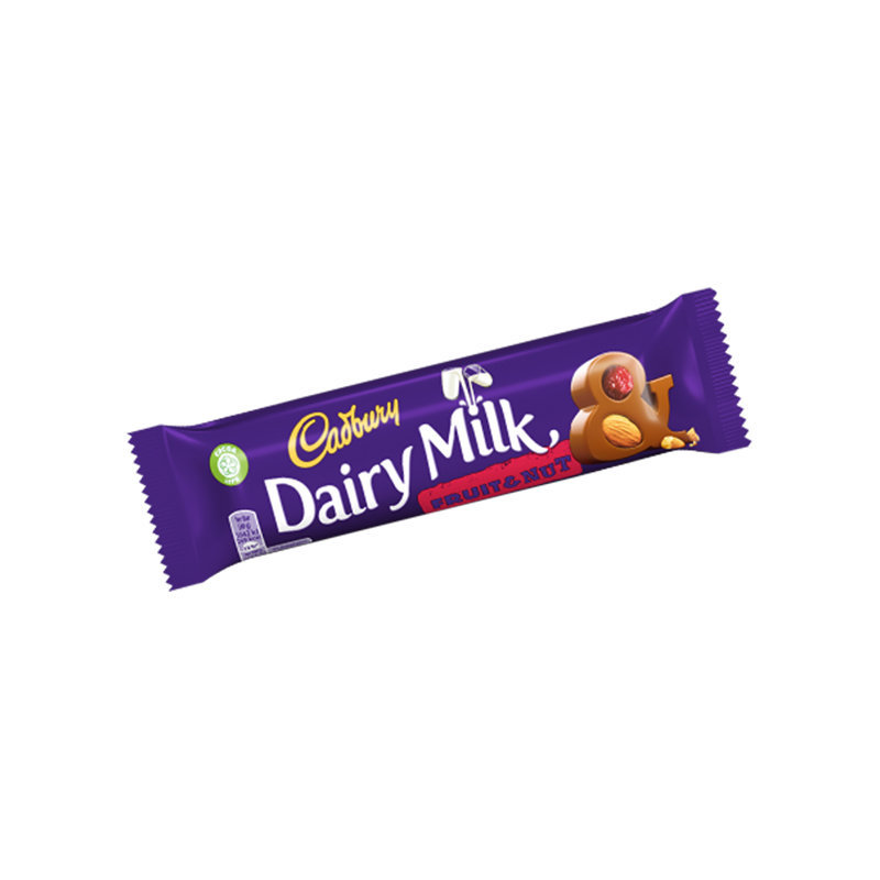 Cadbury Dairy Milk Fruit & Nut Chocolate 49gm Imp