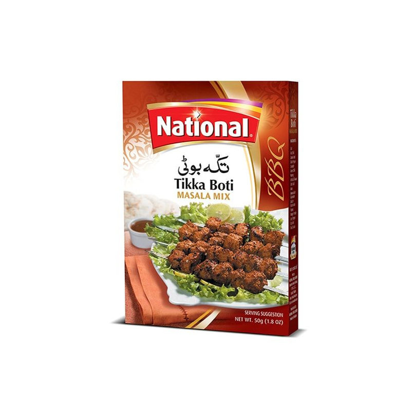 National Tikka Boti Masala 50gm