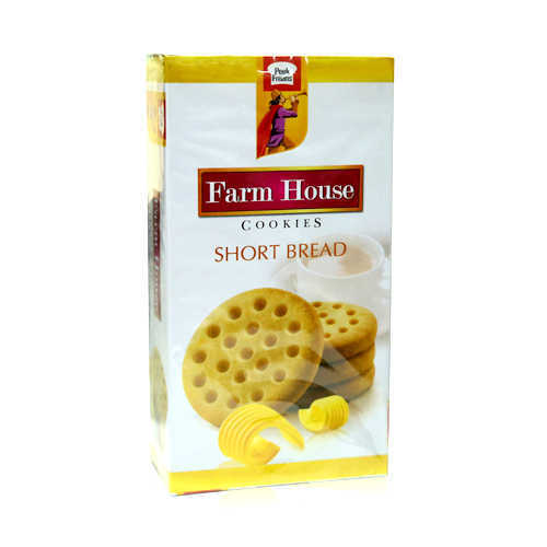 PF Farm House Shortbread Cookies Box 71gm