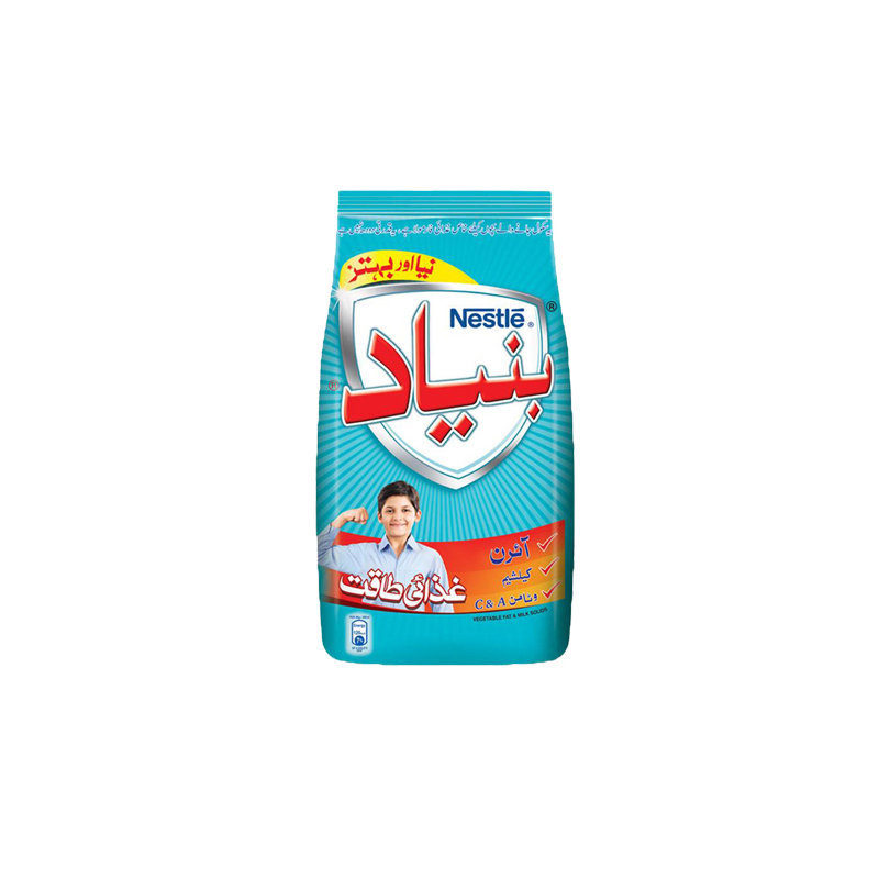 Nestle Nido Bunyad Powder Milk Pouch 260gm