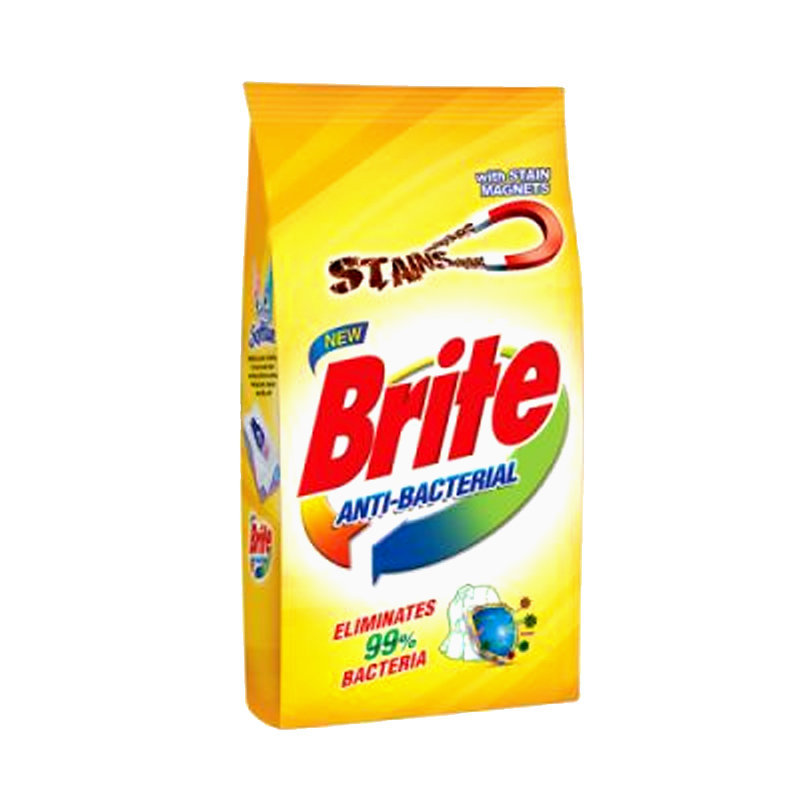Brite Antibacterial Washing Powder 500gm