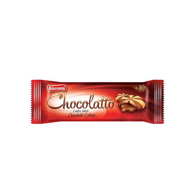 Bisconni Chocolatto Biscuit Mini H/R RS.10