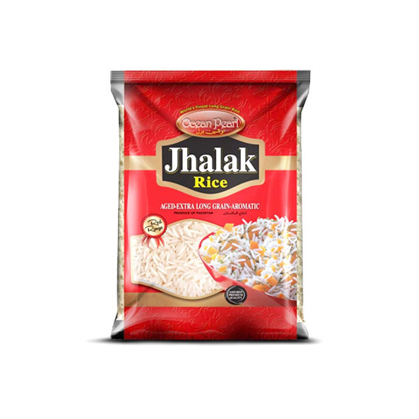 Ocean Pearl Jhalak Long Grain Rice 5kg