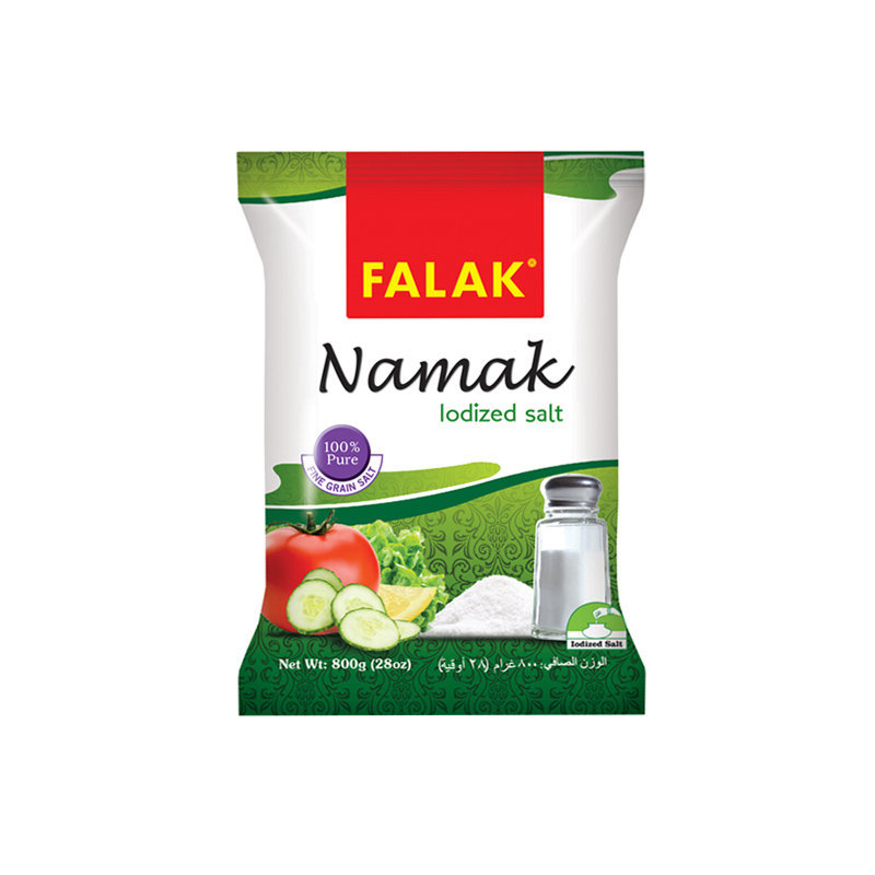Falak Iodized Salt 800gm