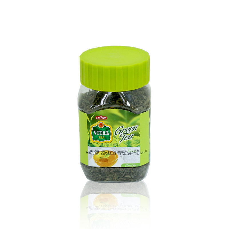 Vital Green Tea Jar 100gm