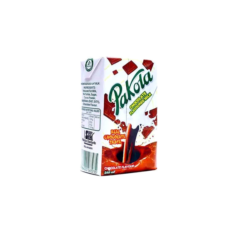 Pakola Chocolate Flavored Milk 250ml