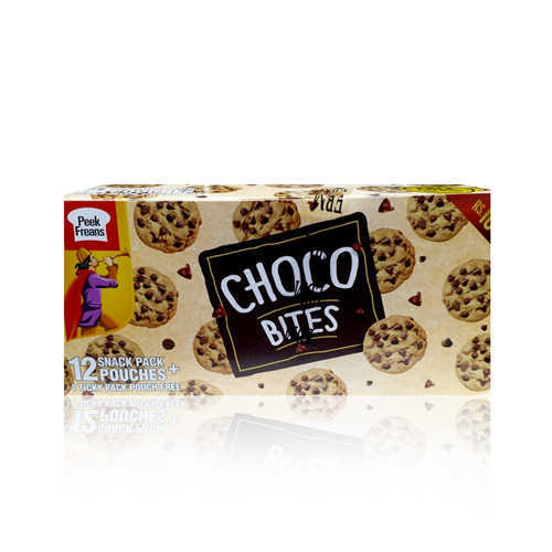 PF Choco Bites Vanilla Chocolate Chip Cookies T/P Box 24pcs