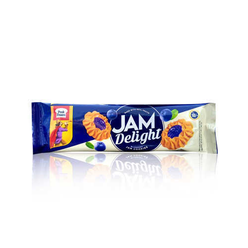 PF Jam Delight Blueberry Jam Cookies Mini H/R