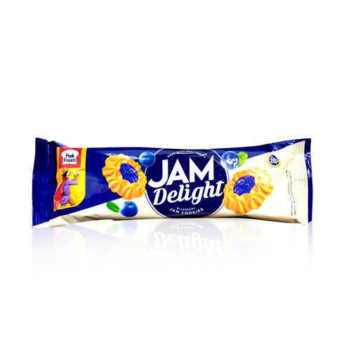 PF Jam Delight Blueberry Jam Cookies H/R