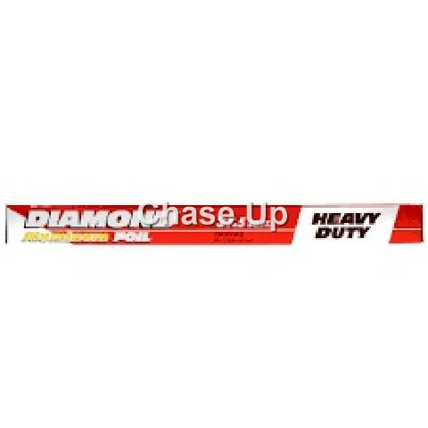 Diamond Heavy Duty Aluminium Foil 37.5 Sq.ft