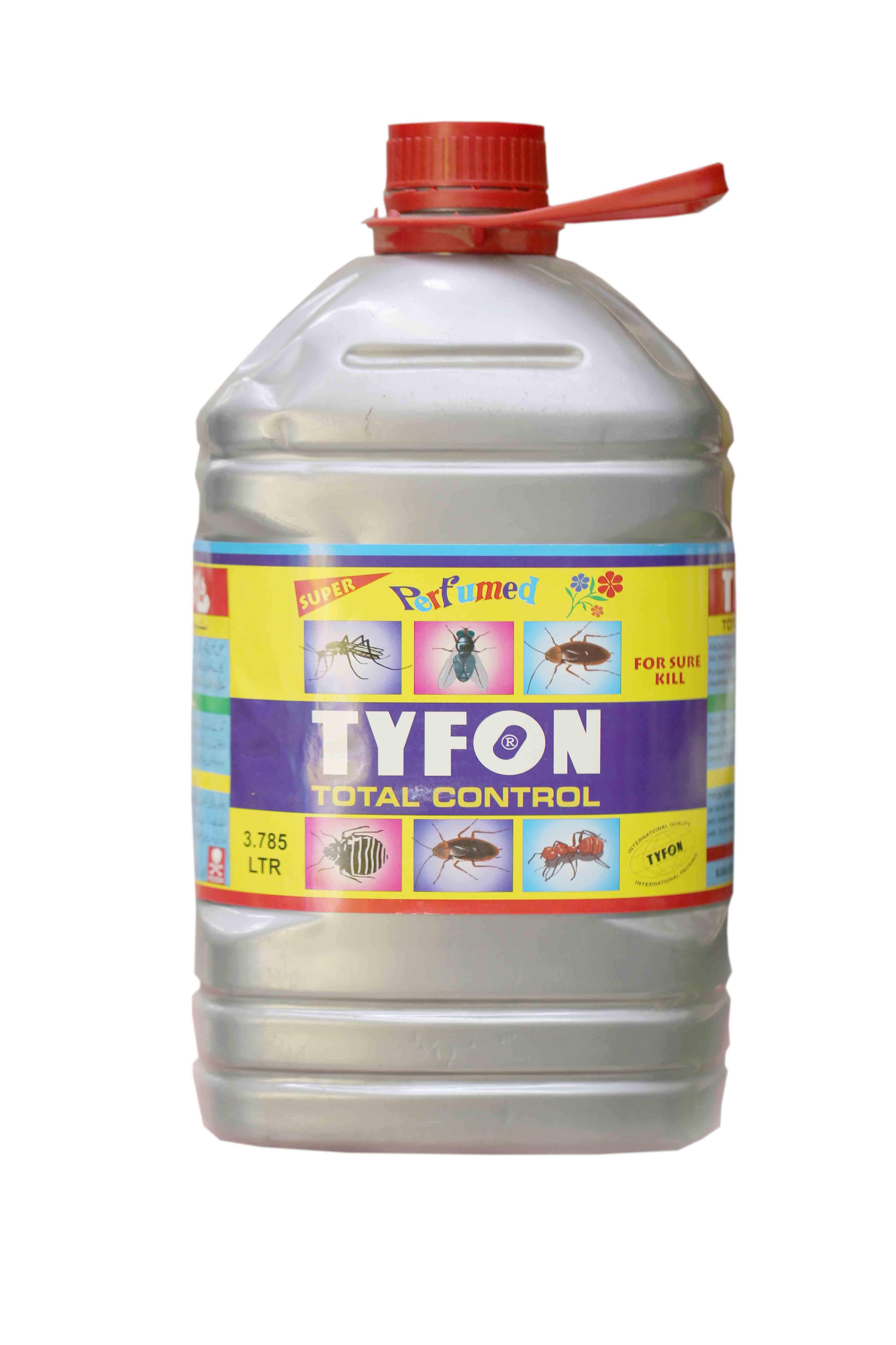 Tyfon Total Control Oil Spray 3.78ltr