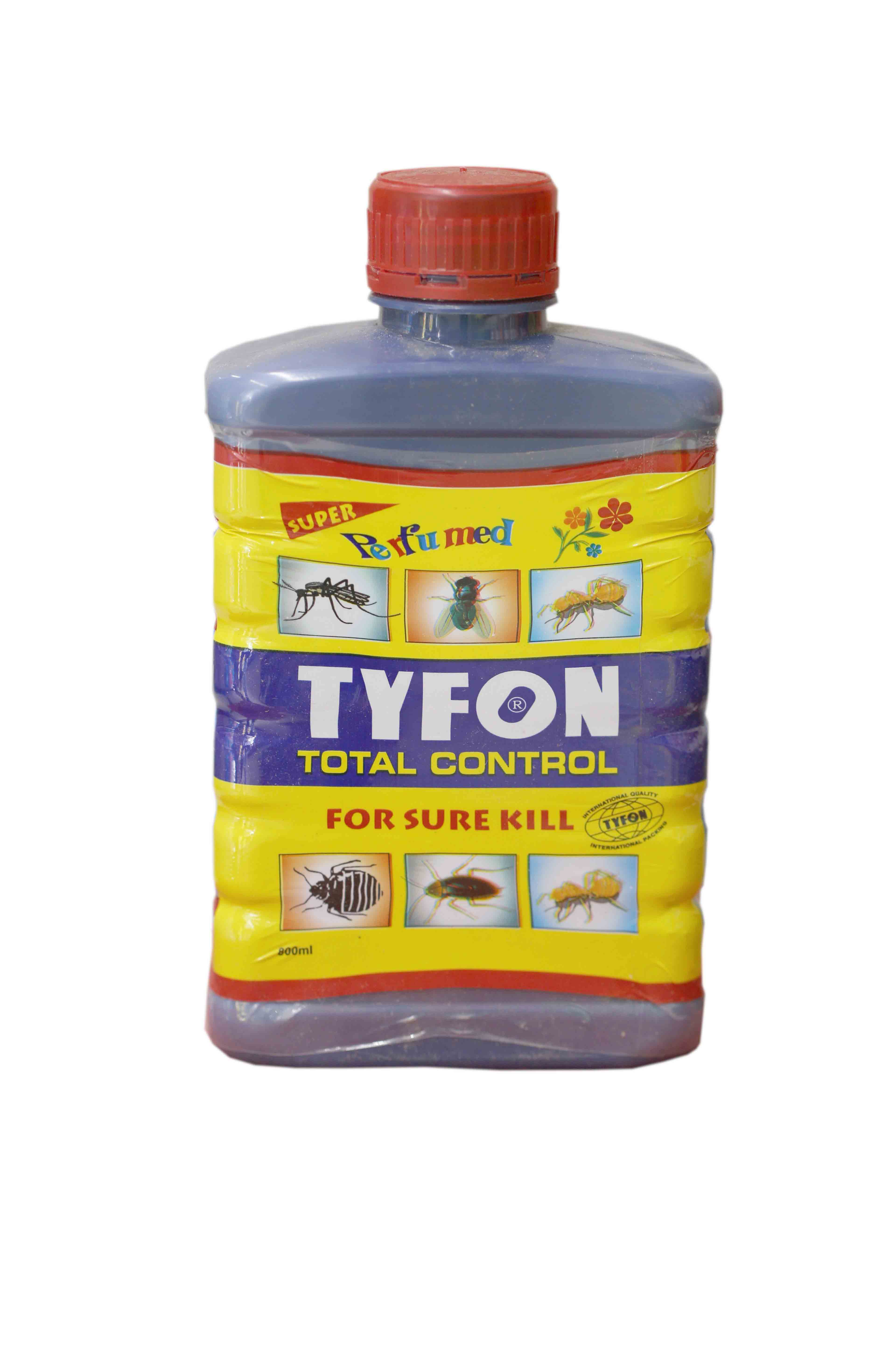 Tyfon Total Control Oil Spray 800ml