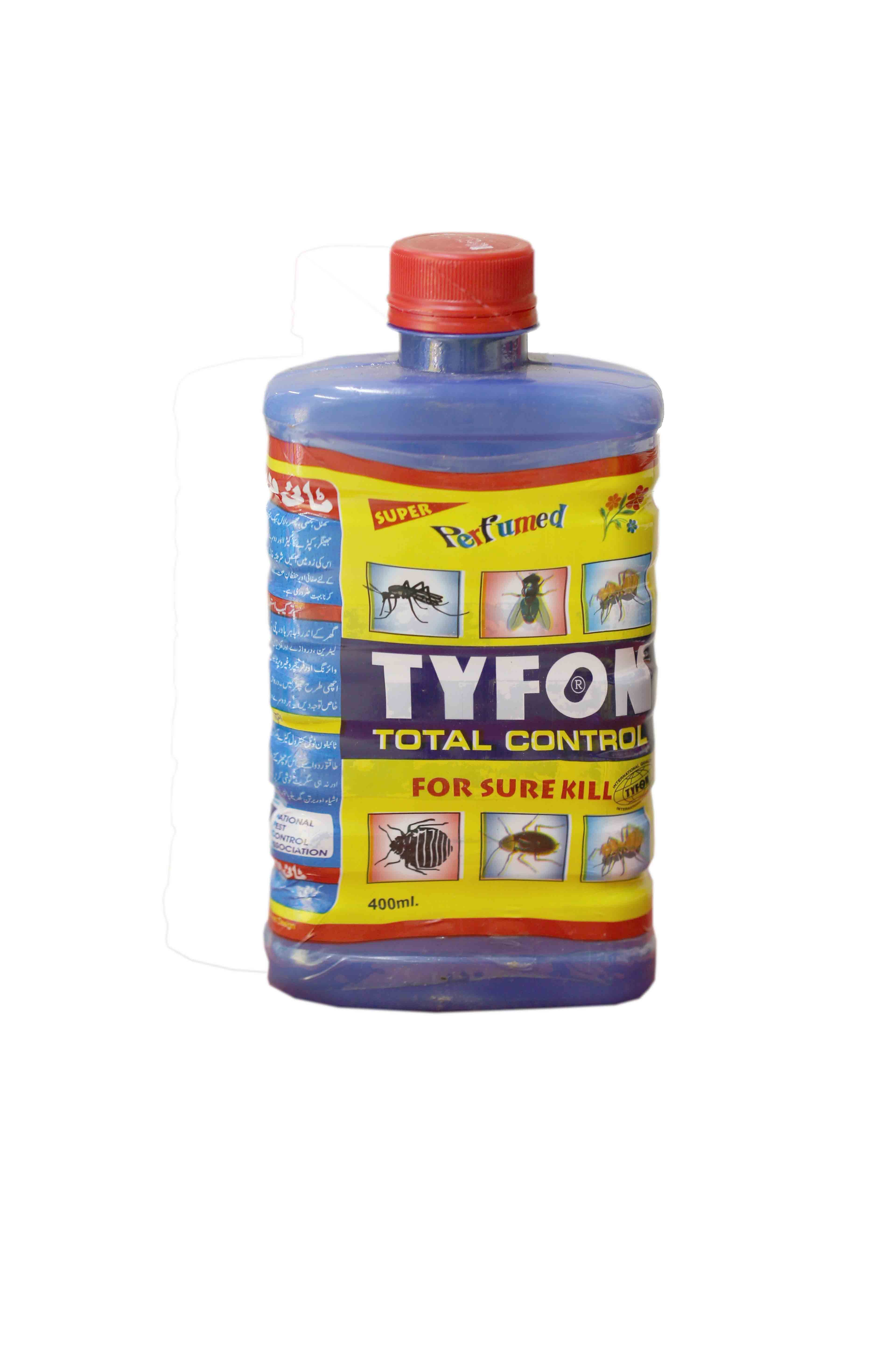 Tyfon Total Control Oil Spray 400ml