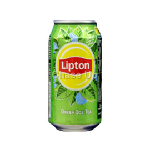 Lipton Green Liquid Ice Tea Can 325ml