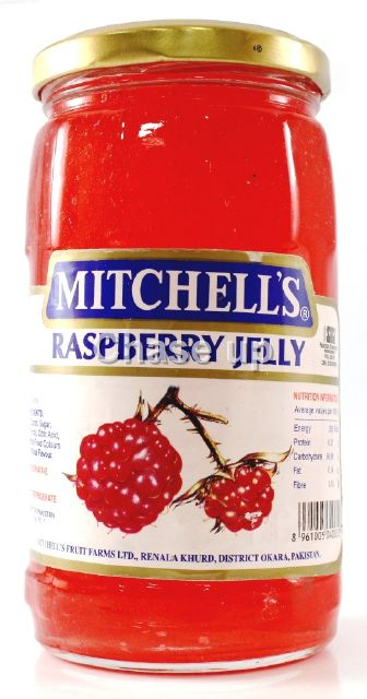 Mitchells Raspberry Jelly Spread 450gm