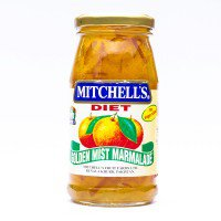 Mitchells Diet Golden Mist Marmalade Jam 450gm