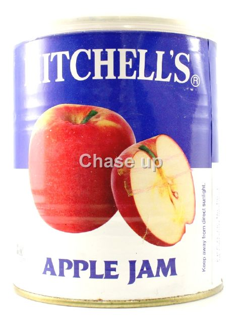 Mitchells Apple Jam Tin 1050gm
