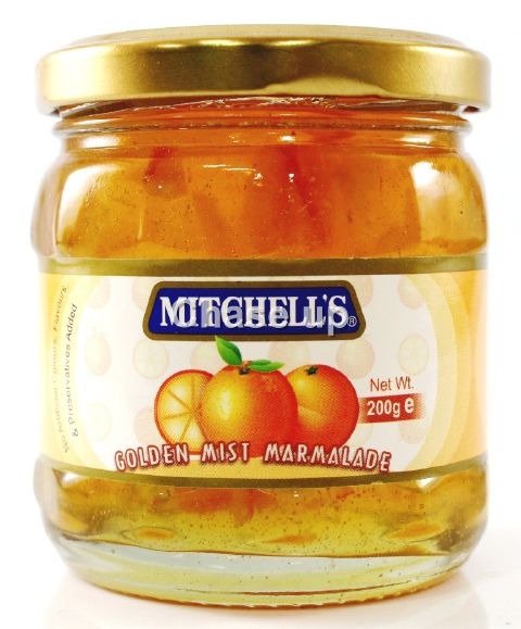 Mitchells Golden Mist Marmalade 200gm