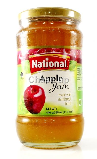 National Apple Jam 440gm