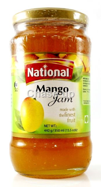 National Mango Jam 440gm