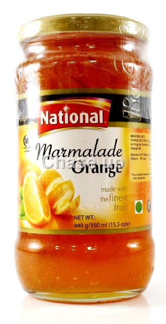National Orange Marmalade 440gm