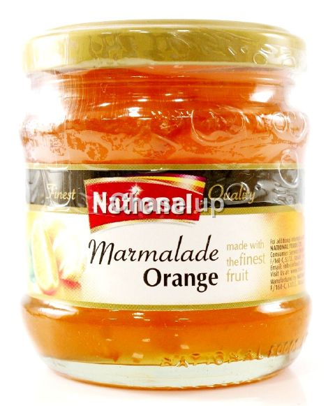 National Orange Marmalade 200gm