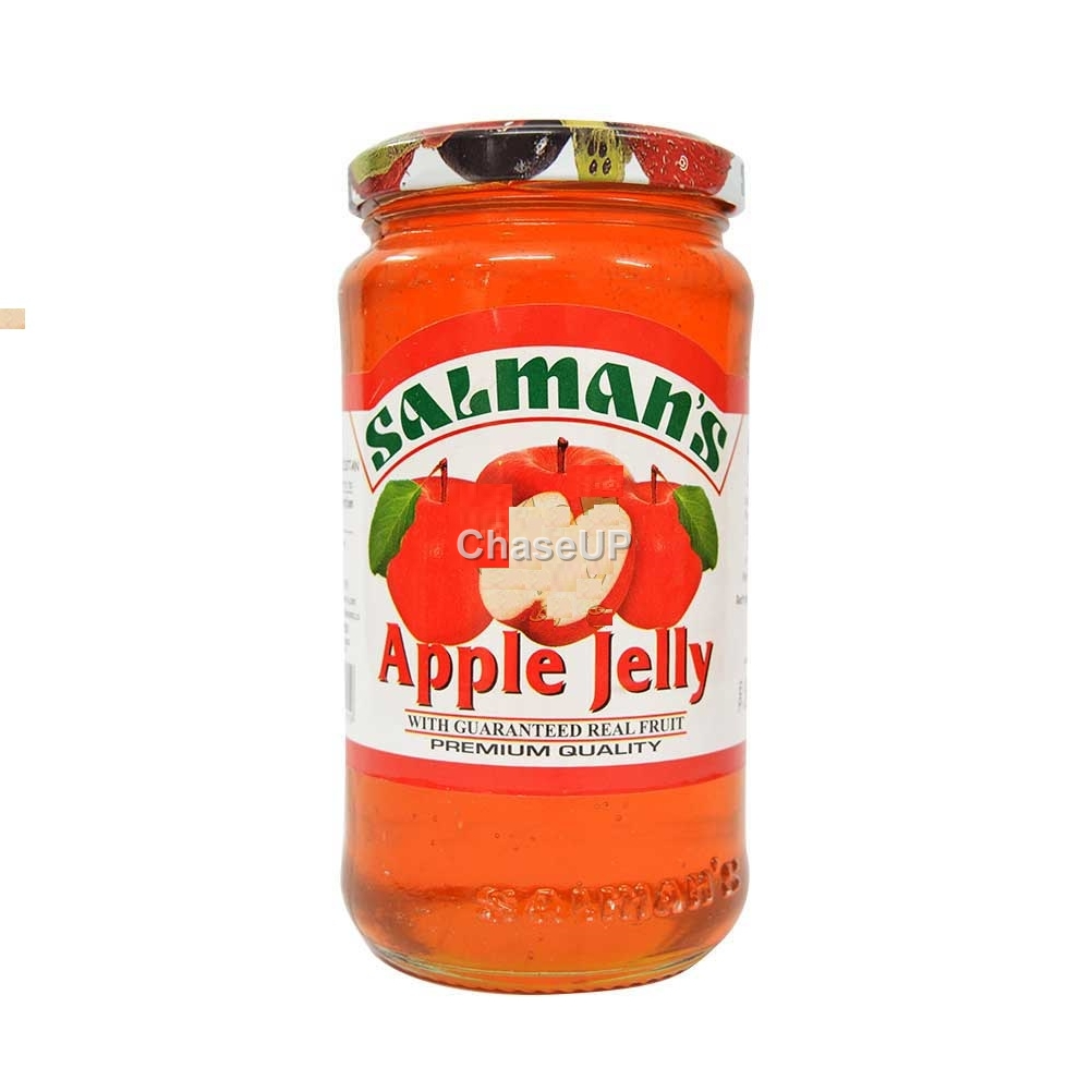 Salmans Apple Jelly Spread 450gm