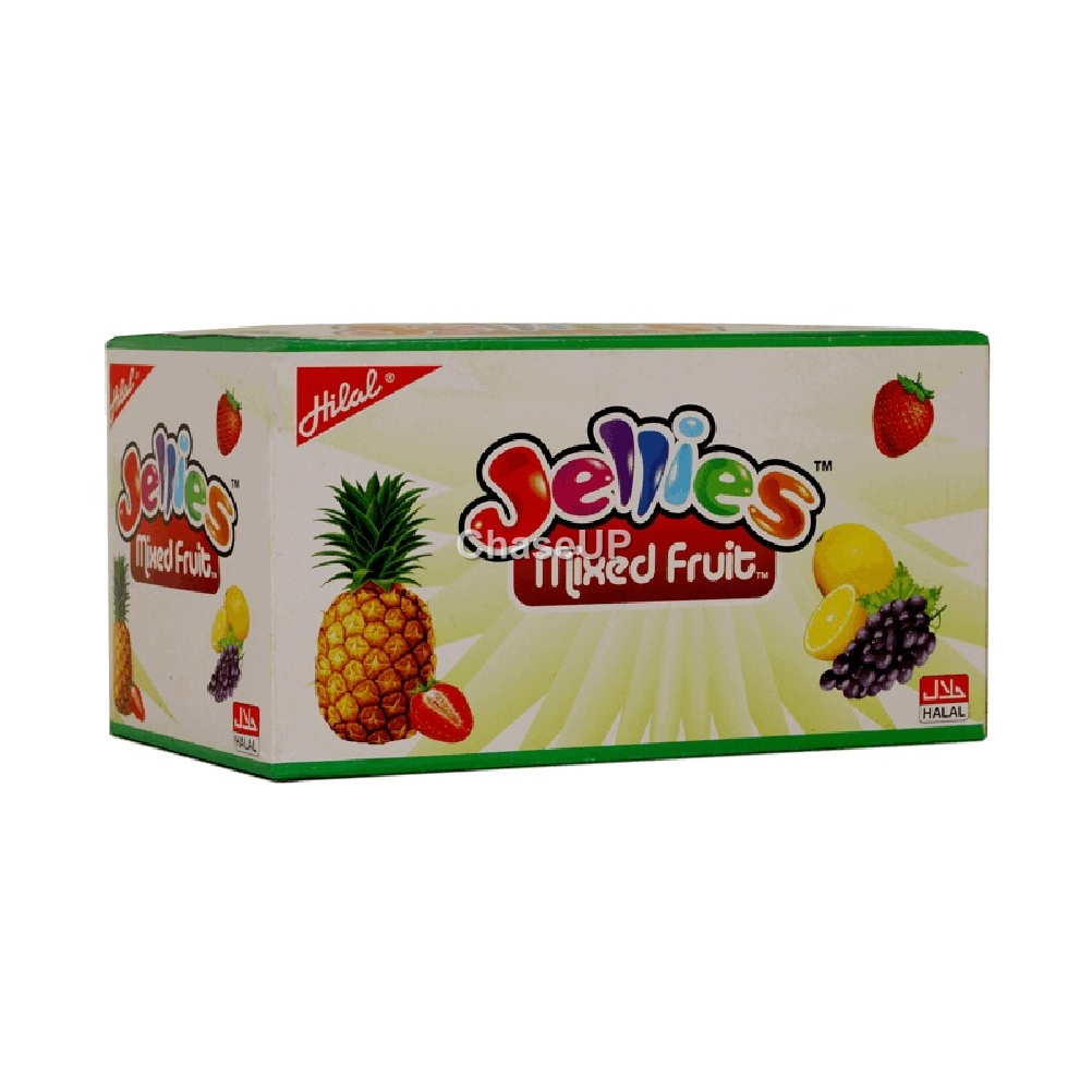Hilal Fruit Jelly Box 24pcs
