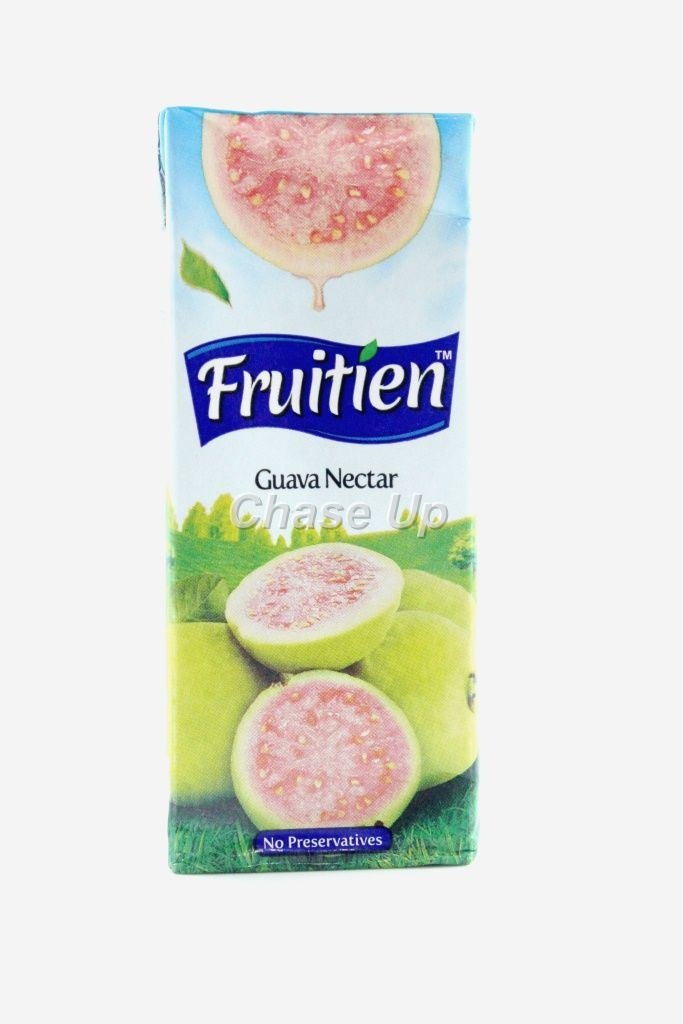 Fruitien Guava Nectar Juice Tetra Pack 200ml
