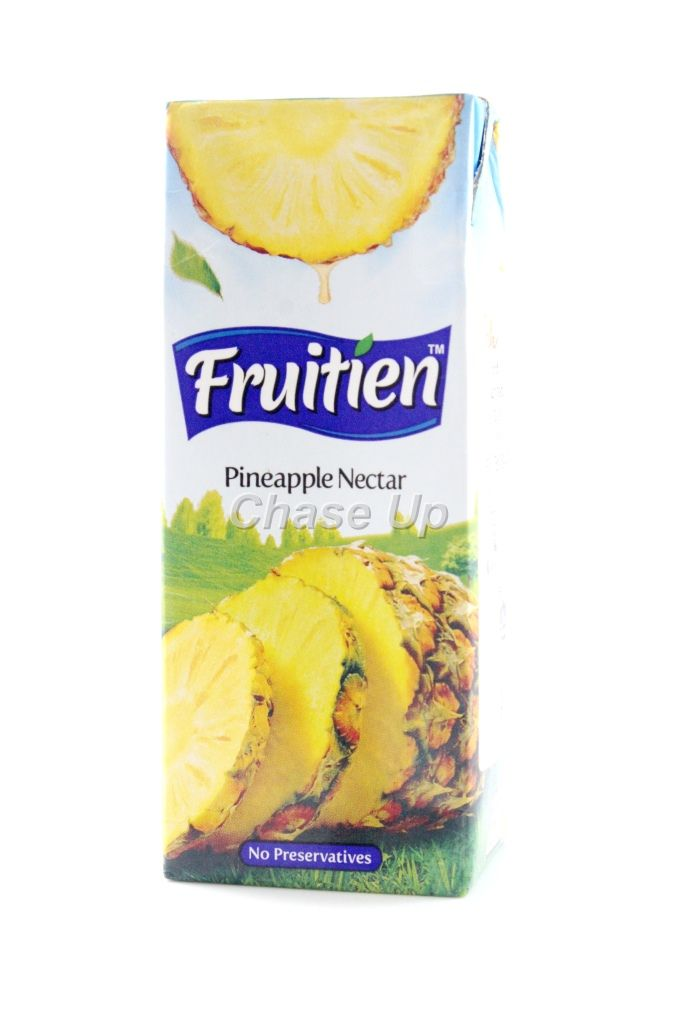 Fruitien Pineapple Nectar Juice Tetra Pack 200ml