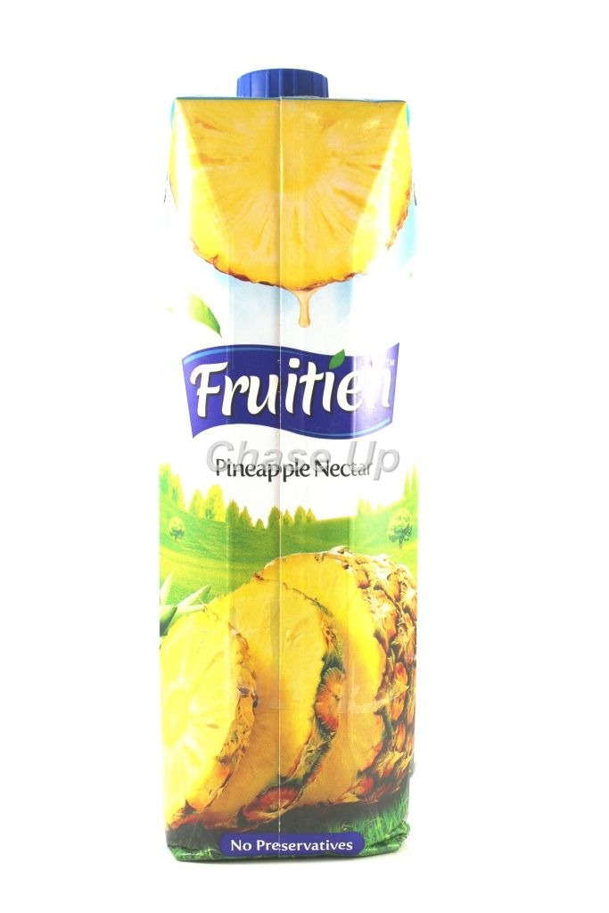 Fruitien Pineapple Nectar Juice Tetra Pack 1ltr