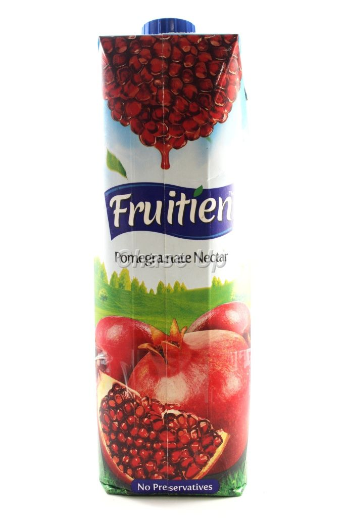Fruitien Pomegranate Nectar Juice Tetra Pack 1ltr