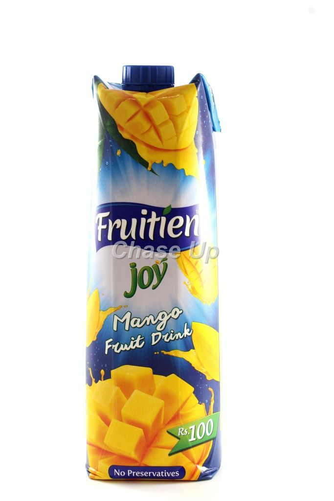 Fruitien Joy Mango Drink Juice Tetra Pack 1ltr