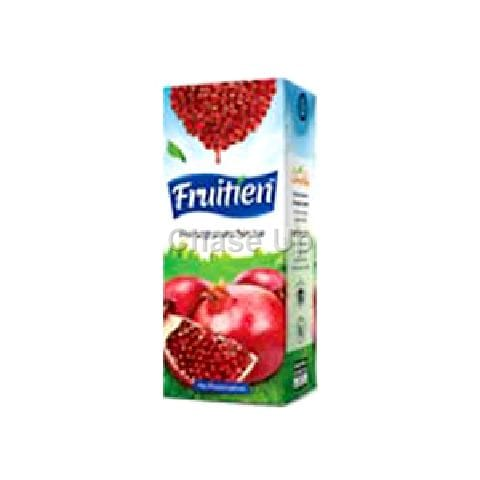 Fruitien Joy Red Anaar Drink Juice Tetra Pack 200ml