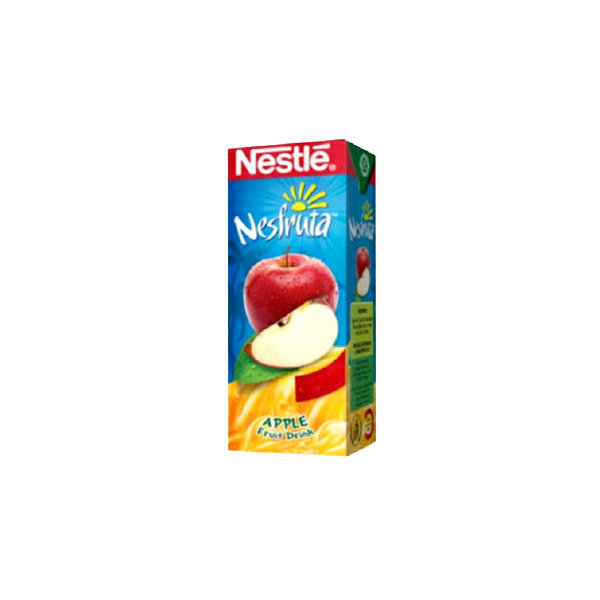 Nestle Nesfruta Apple Juice Tetra Pack 200ml