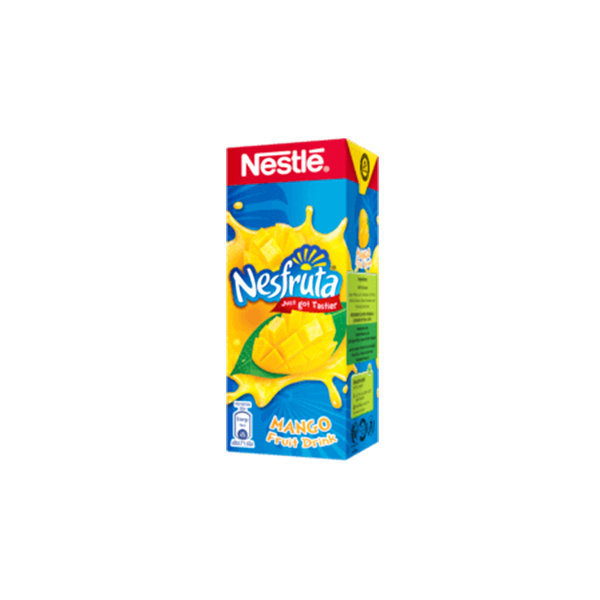 Nestle Nesfruta Mango Fruit Drink Juice Tetra Pack 200ml