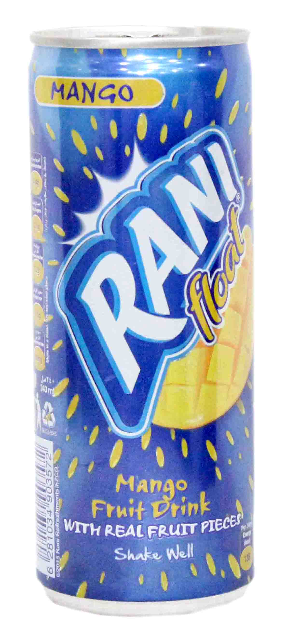 Rani Mango Juice Can 240ml