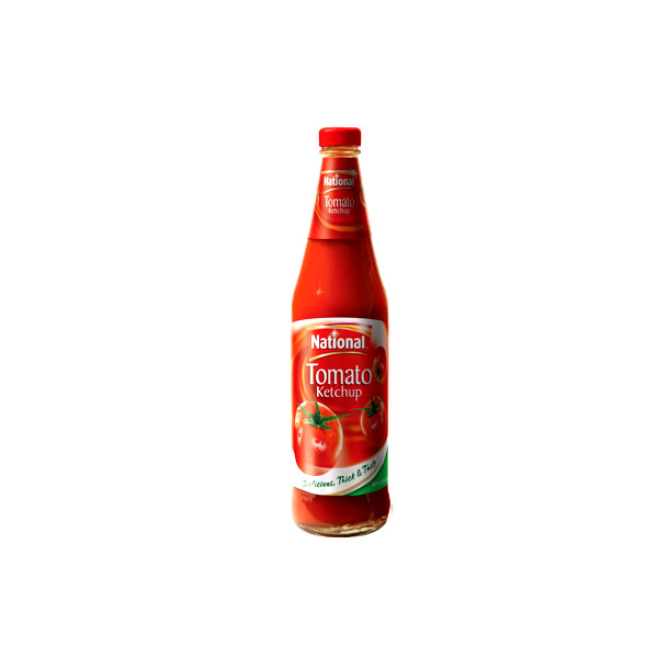 National Tomato Ketchup 300gm